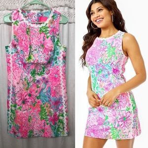 Lilly Pulitzer Mila Shift Dress in Paradise Found